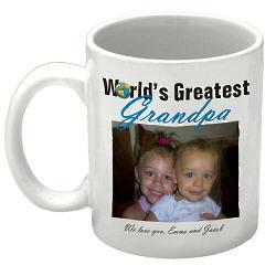 World's Greatest Personalized Photo Mug