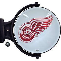 Detroit Red Wings Revolving Wall Light