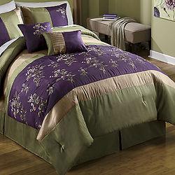 Arles Queen Comforter Set