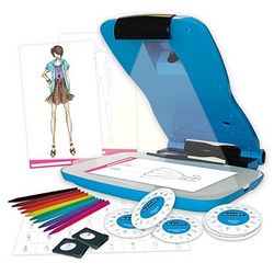Project Runway Fashion Design Projector Set