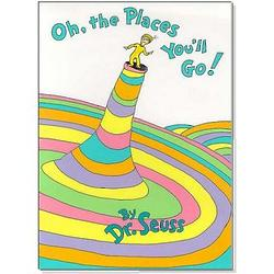 Oh, the Places You'll Go! Children's Book