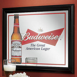 Budweiser® Mirror