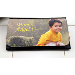 Ladies Personalized Photo Wallet
