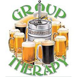 Group Therapy Beer T-Shirt