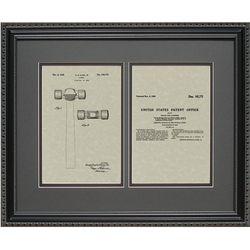 Farier-Head Hammer Construction Patent Art