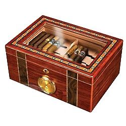 Churchill 125 Cigar Humidor