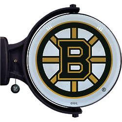 Boston Bruins Revolving Wall Light
