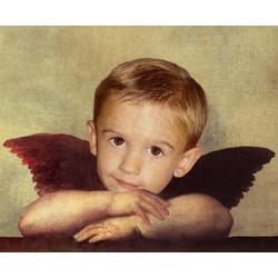 Personalized 'Angel' Masterpiece