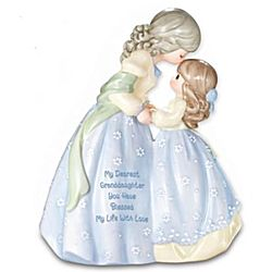 Precious Moments Granddaughter Musical Figurine