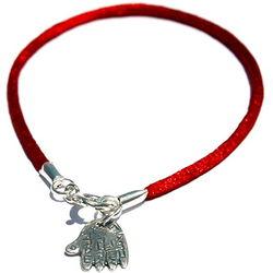 Happiness Love Health & Joy Hamsa Bracelet