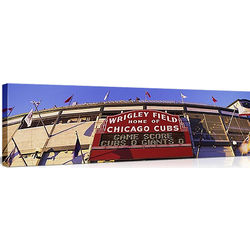 Wrigley Field Chicago IL Canvas