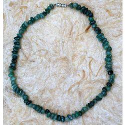 Forest Jewels Quartz Necklace
