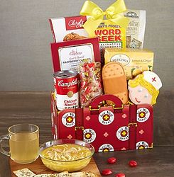 Friend on the Mend Doctor's House Call Kit Gift Box