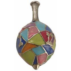 Kaleidoscope Hanukkah Dreidel