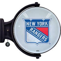 New York Rangers Revolving Wall Light