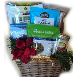 Raw Vegan and Gluten Free Gift Basket