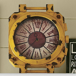 Wristwatch Table Clock