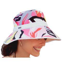 Miami Beach Sun Hat with UPF