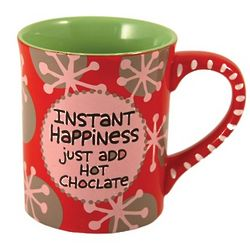 Add Chocolate for Instant Happiness Mug