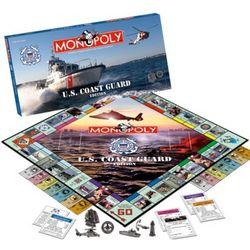 U.S. Coast Guard Monopoly Edition