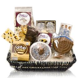 Eight Days of Chanukah Gift Basket