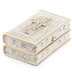 Bible Message Trinket Box