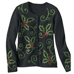 Women's Holly-Go-Brightly Cotton Cardigan