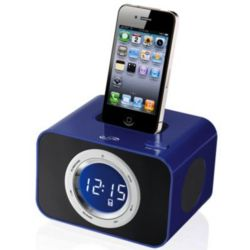 iLive Clock Radio for iPod and iPhone