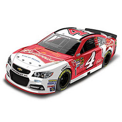 Kevin Harvick No. 4 Budweiser 2014 Diecast Car