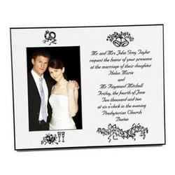 Wedding Invitation Remembrance Frame