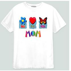 Hugs, Love, Kisses Mom T-Shirt