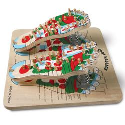 Reflexology Foot Massage Board