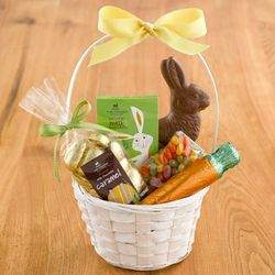 Classic Milk Chocolate Easter Basket