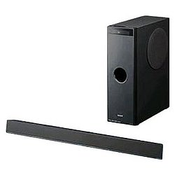 Sony HTCT100 Sound Bar with Subwoofer