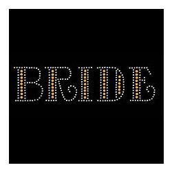 Bride Rhinestud T-Shirt