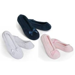 Classic Terry Ballerina Slippers