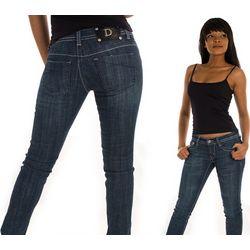 Indigo Premium Denim Skinny Jeans