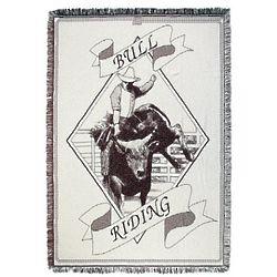 Bull Riding Afghan