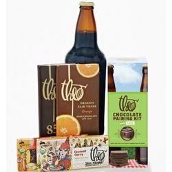 Organic Chocolate & Beer Pairing Kit