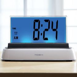 Voice Control Digital Alarm Clock