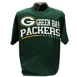 Men's Green Bay Packers Arched Horizon T-Shirt