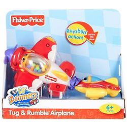 Tug and Rumble Airplane Toy