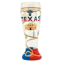 Texas Pilsner Glass