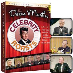 Dean Martin Celebrity Roast 6 DVDs