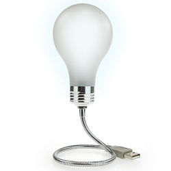USB Lightbulb Lamp