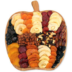 Nut and Dried Fruit Gift Crate