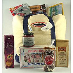 Massachusetts Tote Bag Gift Set