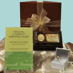 """Loss of Child"" Angel Sympathy Gift Set"