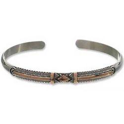 Truth Gold Plated Bracelet