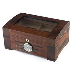 Art Deco 60 Cigar Humidor